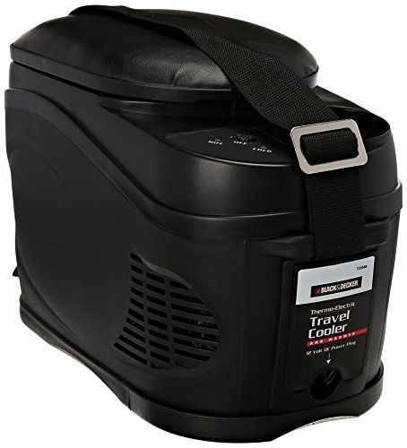 Black & Decker TC204B Travel Cooler & Warmer (12v Thermoelectric Cooler compare prices)