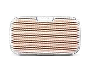 Amazon.com: Denon Envaya DSB200 Wireless Bluetooth Music System, White