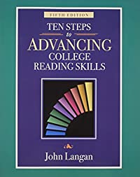 9781591942009: Ten Steps to Advancing College Reading Skills: Reading Level: 9-13 (Townsend Press Reading Series)