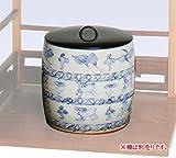 茶器/茶道具・水指 染付 寧波