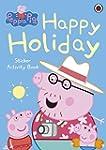 Peppa Pig: Happy Holiday Sticker Acti...
