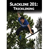 Gibbon 201 Slackline/Trickline Instructional DVD 38+ minutes - trick in a minute