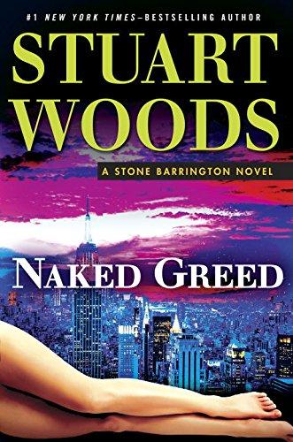 Naked Greed (Stone Barrington)
