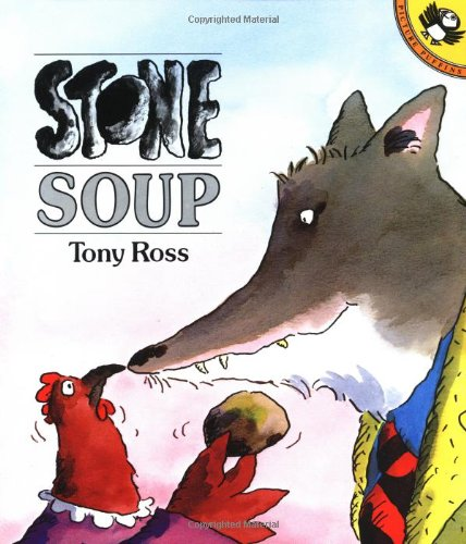Stone Soup (Puffin Pied Piper)