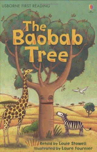 The Baobab Tree (Usborne First Reading)
