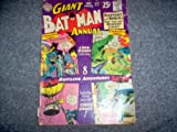 Giant Batman Annual #6, Winter 1963-64. Batman and Robins Most Thrilling Mystery Cases