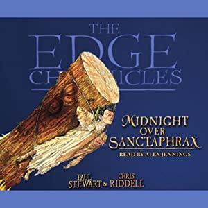Midnight Over Sanctaphrax: The Edge Chronicles, Book 6 | [Paul Stewart, Chris Riddell]