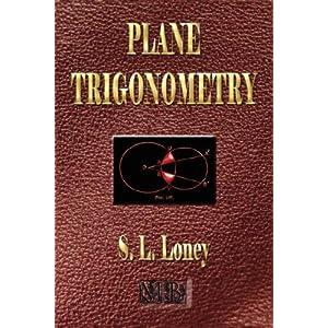 plane trigonometry sl loney solutions pdf