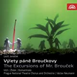 Janacek - The Excursions Of Mr Broucek