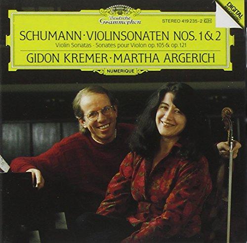 Gidon Kremer Martha Argerich - Violin Sonatas (Gidon Kremer) - Zortam Music
