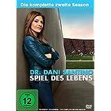 Dr. Dani Santino - Spiel des Lebens, Die komplette zweite Staffel 4 DVDs