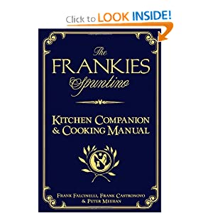 Click to buy Italian Cookbooks: The Frankies Spuntino Kitchen Companion & Cooking Manual  from Amazon!