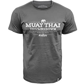 Muay Thai Boxing Athletic Legion T-shirt (size Small)