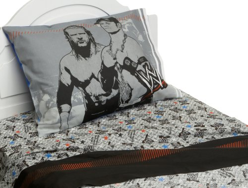 World Wrestling Entertainment Sheet Set