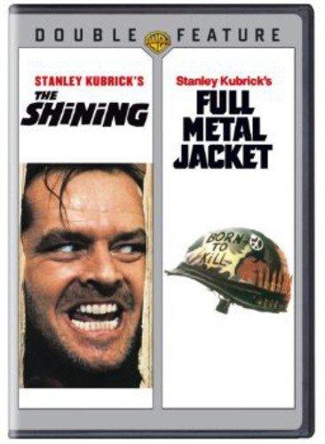 DVD : The Shining / Full Metal Jacket (2 Disc)
