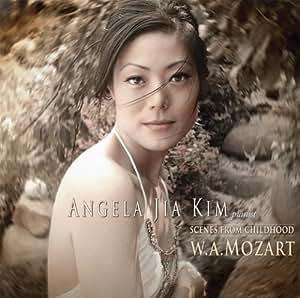Angela Jia Kim, W.A. Mozart, Sharon Roffman, Julie Albers