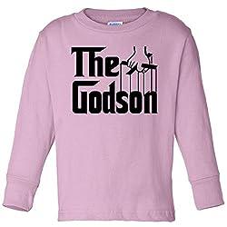 The Godson Toddler Long Sleeve T-Shirt