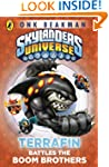 Skylanders Mask of Power: Terrafin Ba...