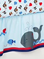 Bedtime Originals 3 Piece Treasure Island Crib Bedding Set