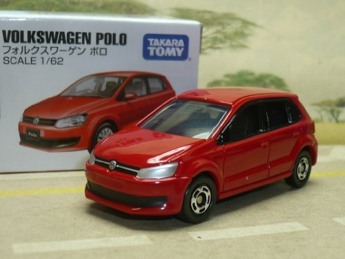 TOMY TOMICA TAKARA No. 109 VW VOLKSWAGEN POLO AUG 2013 new - 1