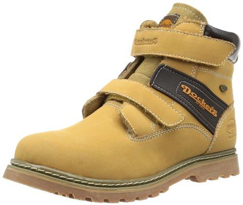 Dockers 277541-129039 277541-129039, Stivaletti unisex bambino, Beige (Beige (camel)), 38