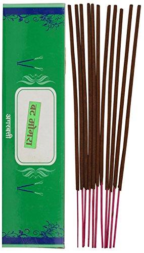 Deepa Traders Powder Incense Sticks (23 Cm X 3 Cm X 23 Cm, Green, Pack Of 50) - B01G3LKKZE