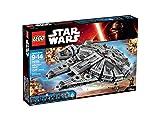 Star Wars スターウォーズ 「フォースの覚醒」LEGO レゴ ミレニアム・ファルコン Millennium Falcon 75105 Building Kit [並行輸入品]