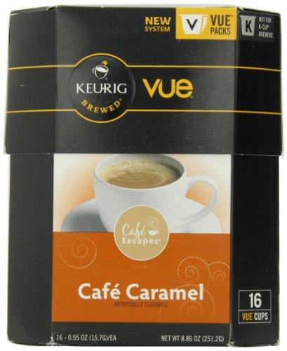 Keurig K Cups Cafe Escapes front-636958