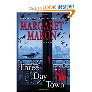 Three-Day Town (Deborah Knott Mysteries) Margaret Maron