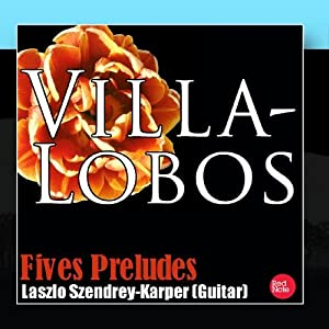 Laszlo Szendrey-Karper cover