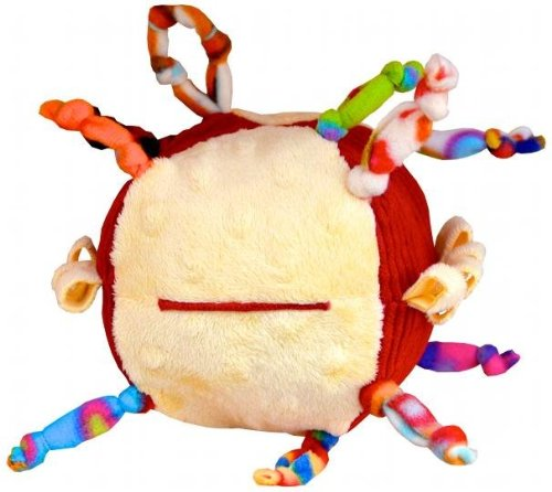 Zowie Ball Stuffed Toy with Chime Ball - 1