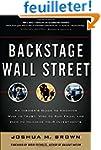 Backstage Wall Street: An Insider's G...