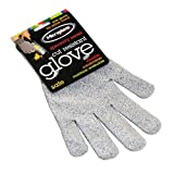 Microplane Cut Resistant Glove One Size Fits All 34007 Hand Cutting Protection