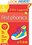 First Phonics: Age 3-5 (Collins Easy...