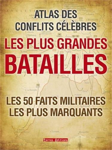 Atlas des conflits célèbres
