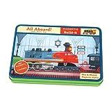 Mudpuppy - Caja magnética viajeros al tren (MPCM39231)