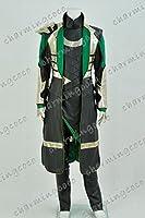 Thor The Dark World Loki Whole Set Cosplay Costume S