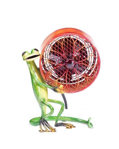 Gecko Small Figurine Fan