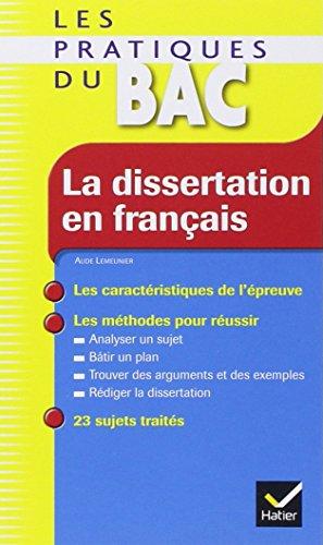 Dissertation Des Projets Et Des Hommes