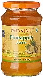 Patanjali Pineapple Jam, 500g
