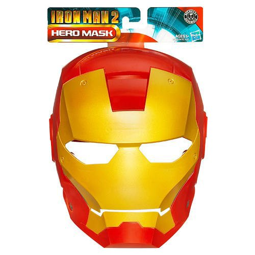 Marvel Comics Iron Man the Armored Avenger Mark IV Hero Mask Costume Accessory - 1