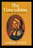 The Concubine (0340179414) by Lofts, Norah