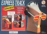 img - for Express Track to Spanish: 4 CDs with Book book / textbook / text book