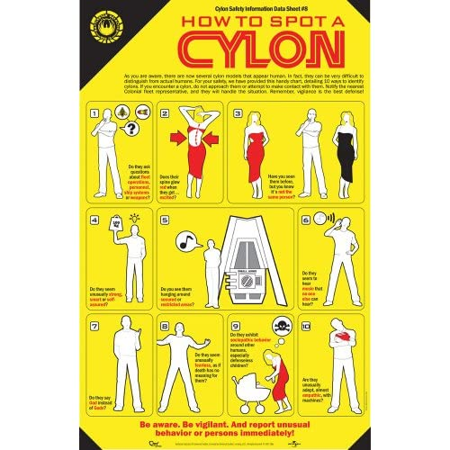 How to spot a cylon