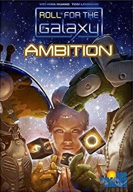 Roll for The Galaxy: Ambition Board Game [並行輸入品]