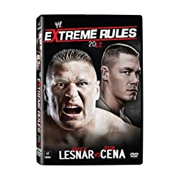 WWE: Extreme Rules 2012