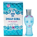 Anna Sui Dolly Girl On The Beach Eau de Toilette 4ml Miniature/Mini Perfume