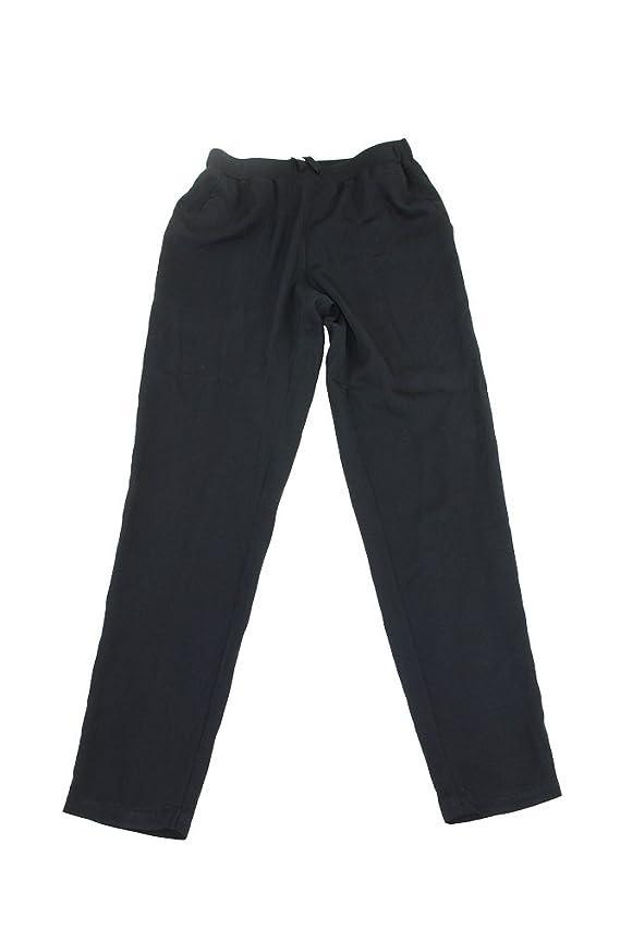 Studio M Deep Women's Pull-On Drawstring Skinny-Leg Pants