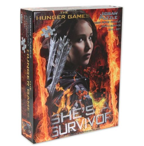 The Hunger Games Movie Puzzle jigsaw puzzle