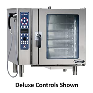 Countertop Steam Oven Reviews : Amazon.com: Countertop Pressure less Convection Oven/Steamer CombiOven ...